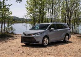 Toyota випустила спецверсію моделі Sienna 2022 року