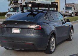 Tesla Model Y тестує LiDAR (відео)