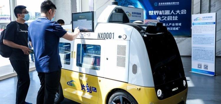 У Пекіні дозволили використання безпілотних автомобілів для доставки