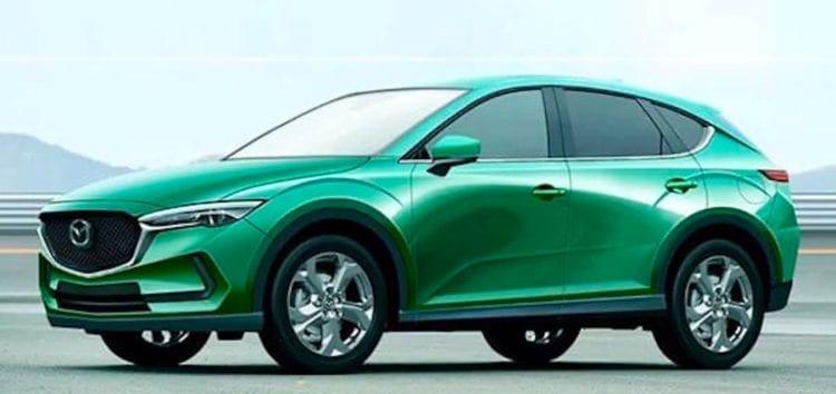 Показали фото Mazda CX-5 третього покоління
