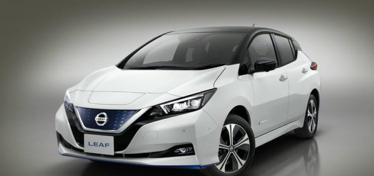 У Штатах Nissan Leaf продають менше долара