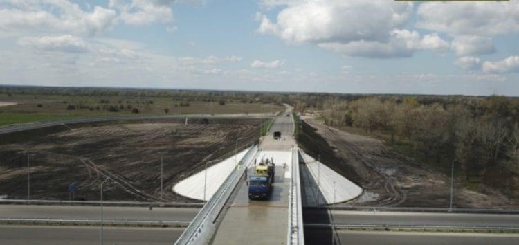 Збудовано новий міст у Дніпропетровській області