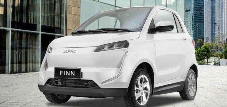 Китайці представили бюджетний електромобіль
