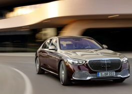 Mercedes-Benz розкрив деякі характеристики нових модифікацій S-Class