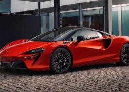 Розкрили подробиці гібридного McLaren Artura 2022 року