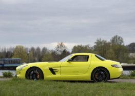 Вживаний електричний Mercedes коштує один млн євро