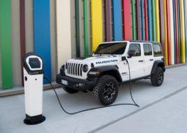 Jeep випустить гібридну версію Wrangler для європейського ринку