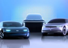 Hyundai розкрила характеристики нових електрокарів сімейства Ioniq