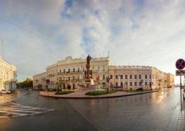 В Одесі ввели заборону на в'їзд в центр
