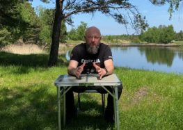 Розіграш стола для пікніка (відео)
