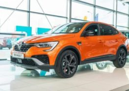 У Renault Arkana з'явилася спортивна версія