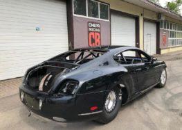 Українці будують Bentley на 2000 л.с.