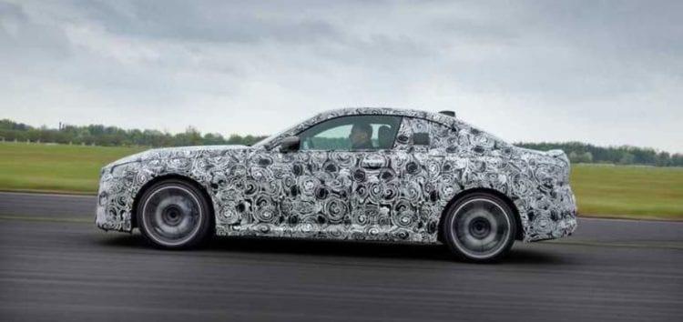 BMW продемонструвала прототип 2 Series Coupe 2022 року