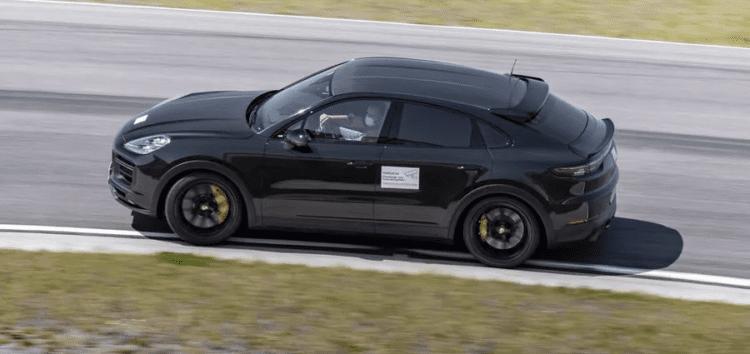 Porsche випустить новий Cayenne з 631 к. с.