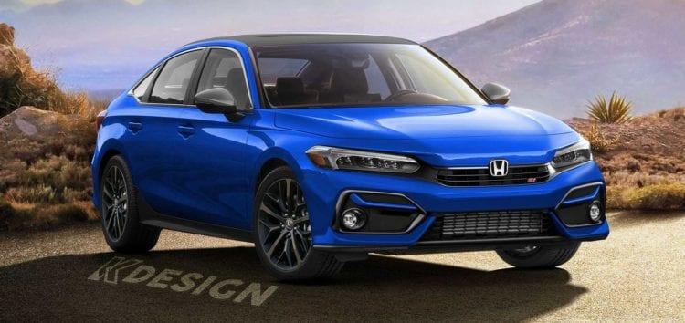 Honda Civic постала в модифікації Si