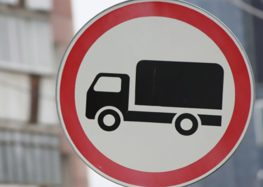 Вступають в дію щорічні обмеження для вантажівок