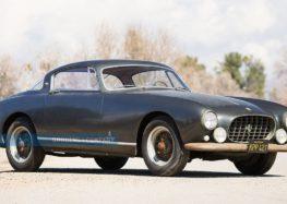 Ferrari 250 Europa GT 1955 року виставлений на продаж
