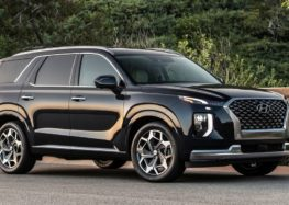 Величезний позашляховик Hyundai розсекретили фотошпигуни