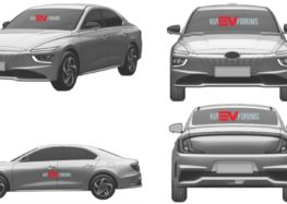 Hyundai запатентував наступний електромобіль