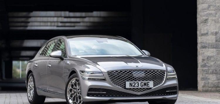 Hyundai влітку запустить бренд Genesis в ЄС