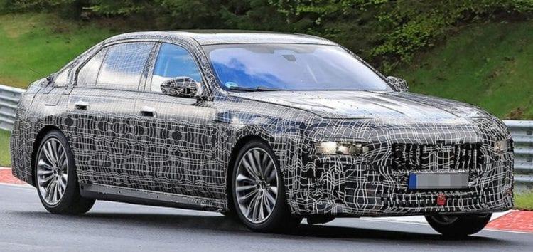 Показали нове покоління седана BMW 7