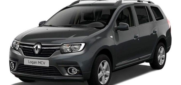Renault готовит большой Logan