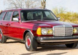 На аукціон виставили Mercedes з пробігом понад 1,25 млн км