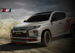 Mitsubishi відновлює легендарний бренд Ralliart