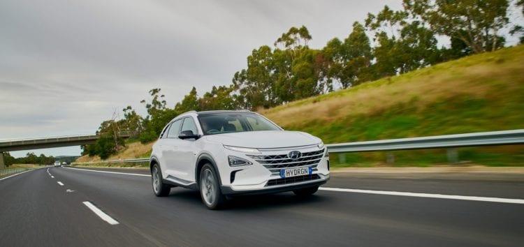 Hyundai Nexo встановив світовий рекорд