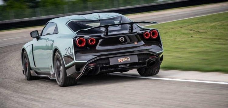 Nismo розповів про двигун Nissan GT-R50