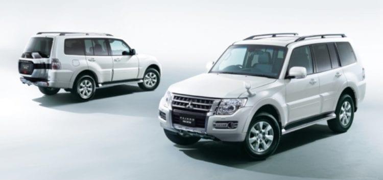 Mitsubishi більше не випускатиме Pajero