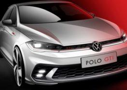 Оприлюднили зображення Volkswagen Polo GTI