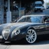 Редкий суперкар с номерами 007 замечен в Киеве