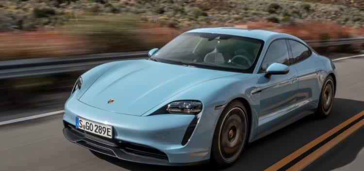 Porsche випустить більш дешеву версію Taycan