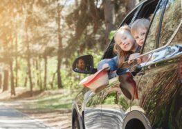 Ford продемонструвала чому не можна залишати дітей в машині в спеку (відео)
