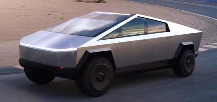 Tesla отримала патент на сонячний дах для пікапа Cybertruck