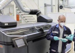 Volkswagen полегшить автомобілі завдяки 3D-друку