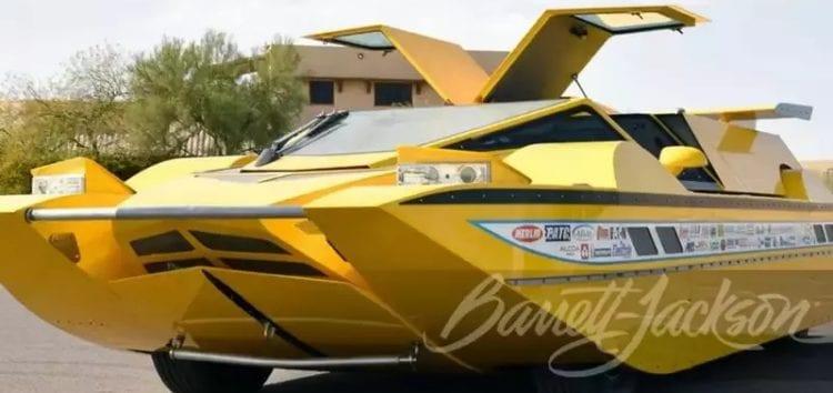 Автомобіль-амфібія 2004 року