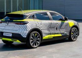 Renault зробить модель Megane електромобілем