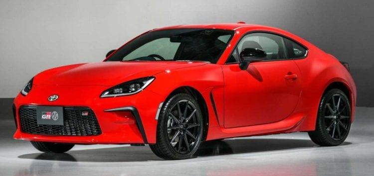 Toyota створила оновлену GR 86 на 228 к.с.