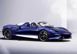 McLaren Elva здобув інноваційне лобове скло