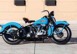 На аукціон виставили 83-річний мотоцикл вартістю 154 тисячі доларів