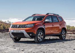 Dacia оновила свій кросовер Duster