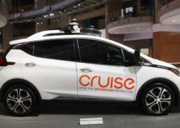 Першими безпілотними таксі у каліфорнії стали електромобілі Chevrolet Bolt