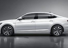 Volkswagen представив рестайлінгову версію седану Passat