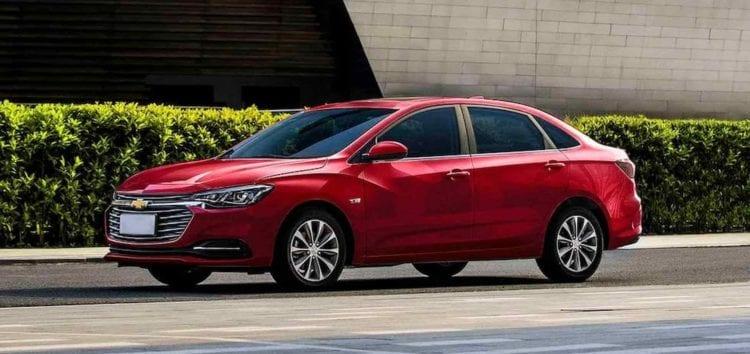 Chevrolet випустить седан за 14 тисяч доларів