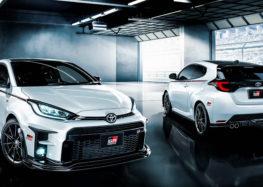 Toyota випустить новий GR Yaris Morizo Selection