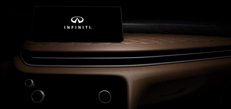 Infiniti показала новий кросовер QX60