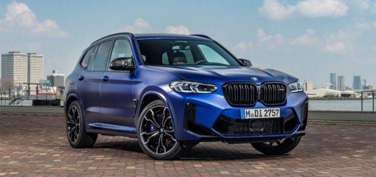 BMW розкрила подробиці нових моделей X3 і X4 2022 року