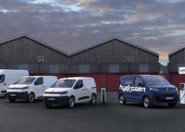 Citroen представив новий водневий фургон е-Jumpy Hydrogen
